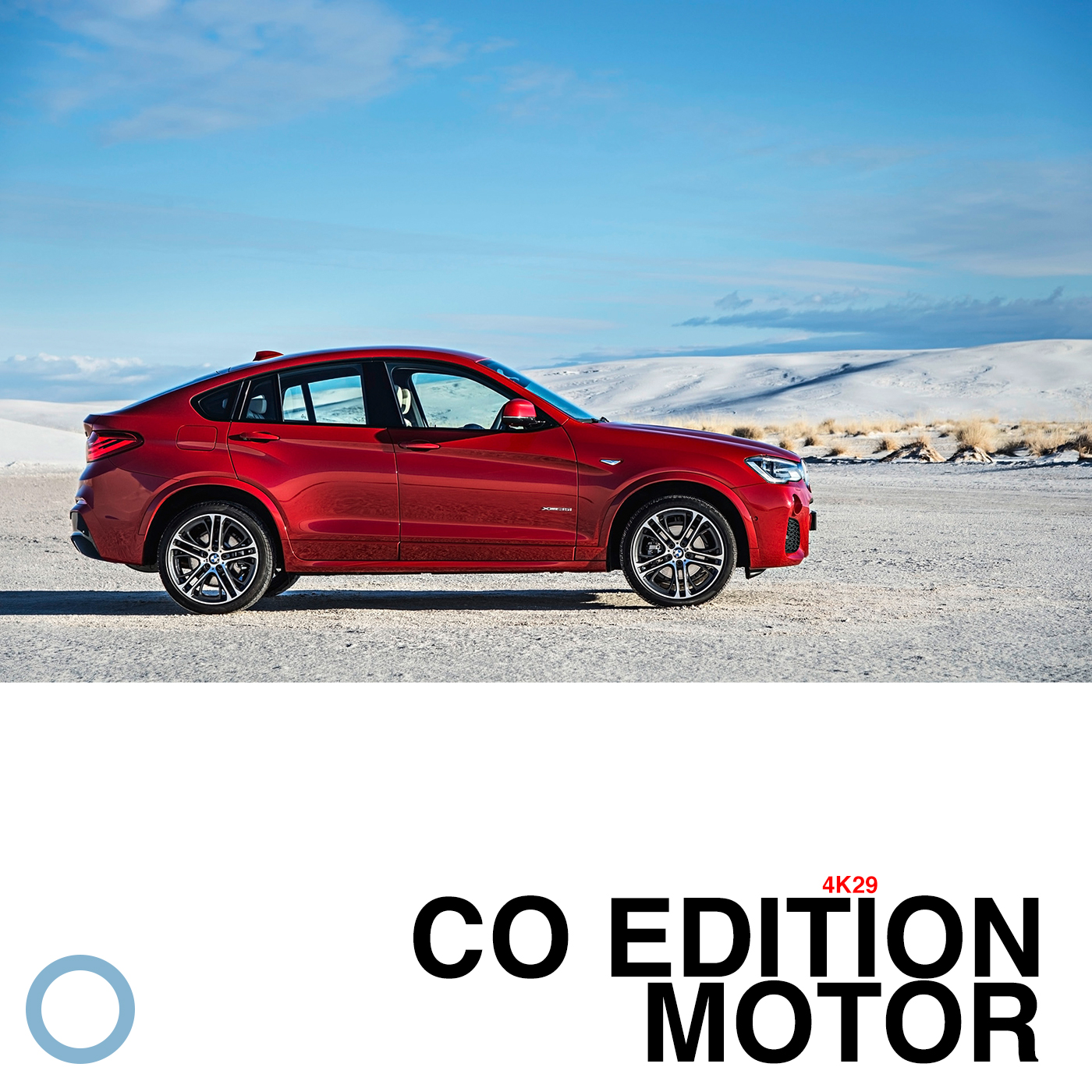 CO EDITION MOTOR 4K29
