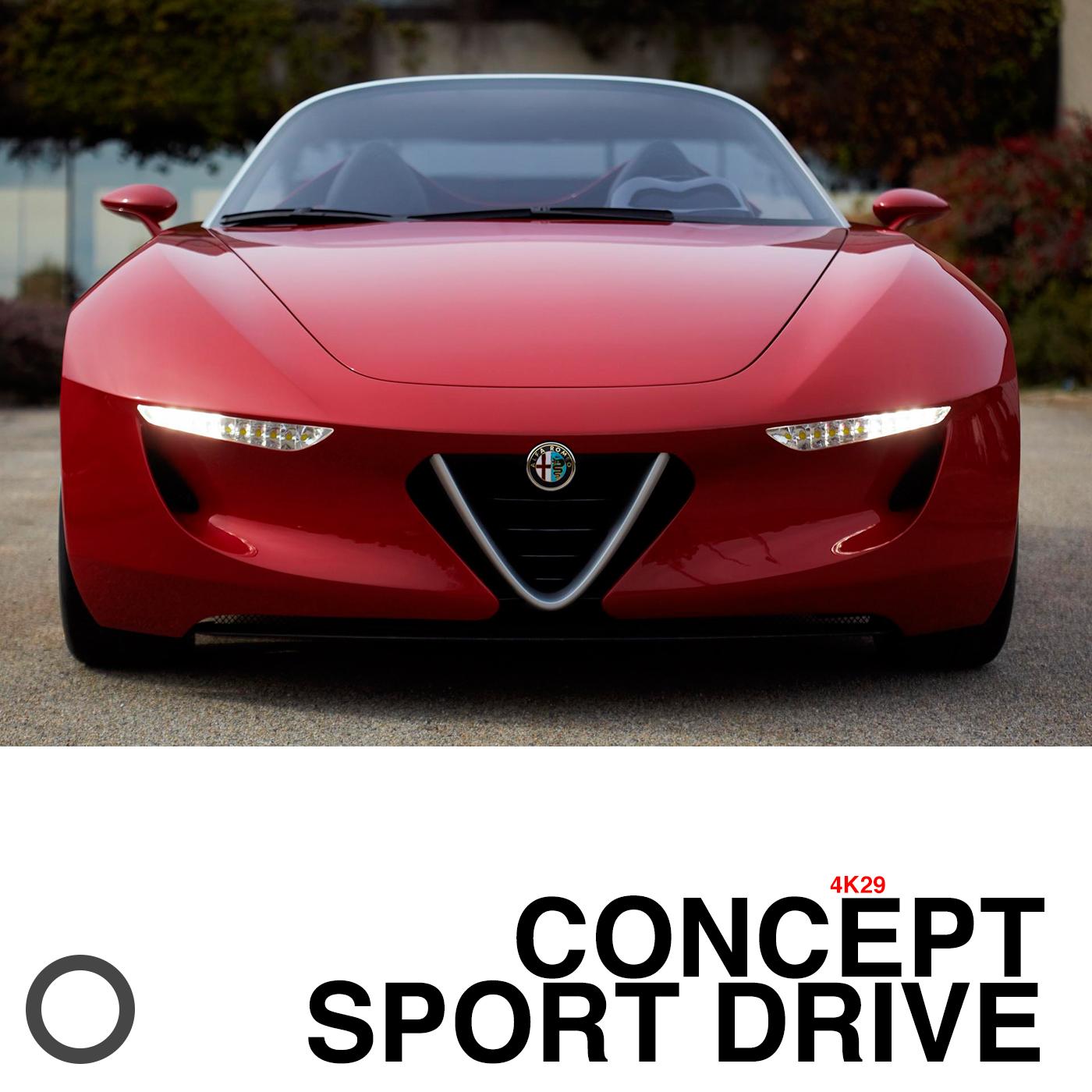 CONCEPT SPORT DRIVE 4K29