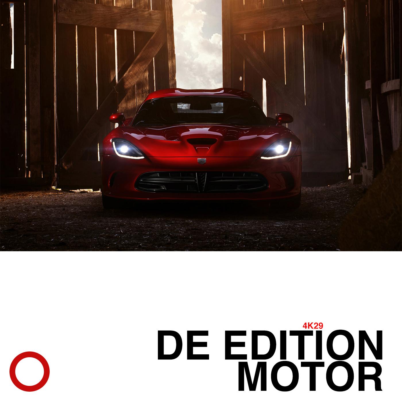 DE EDITION MOTOR 4K29