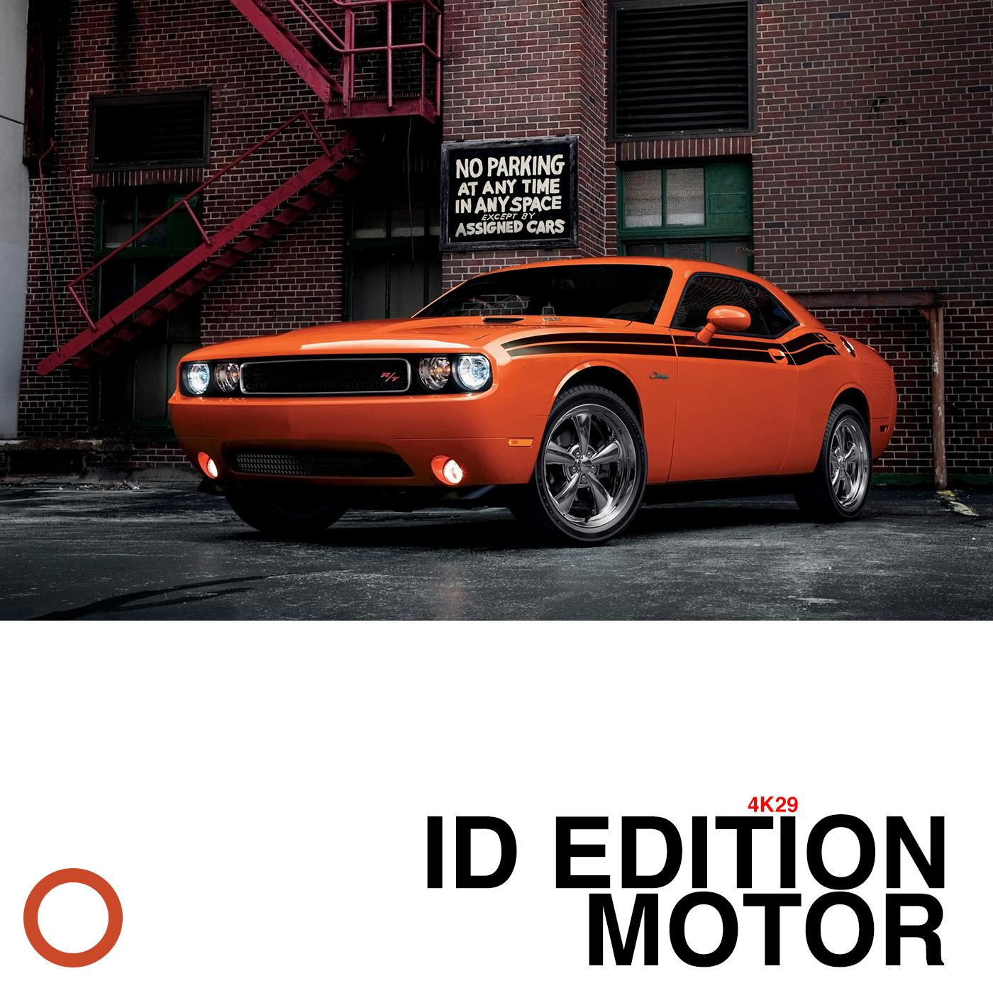 ID EDITION MOTOR 4K29