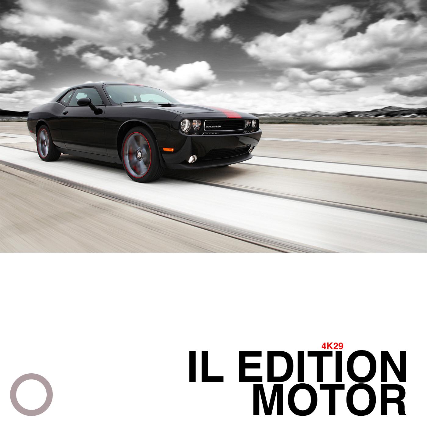 IL EDITION MOTOR 4K29