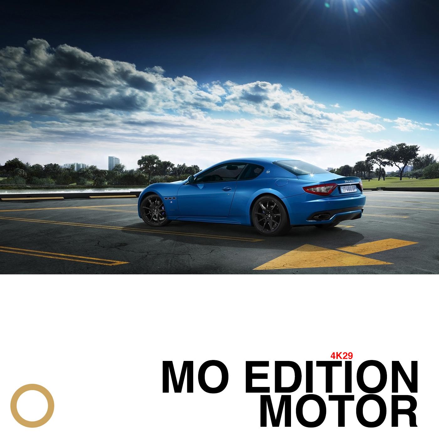 MO EDITION MOTOR 4K29