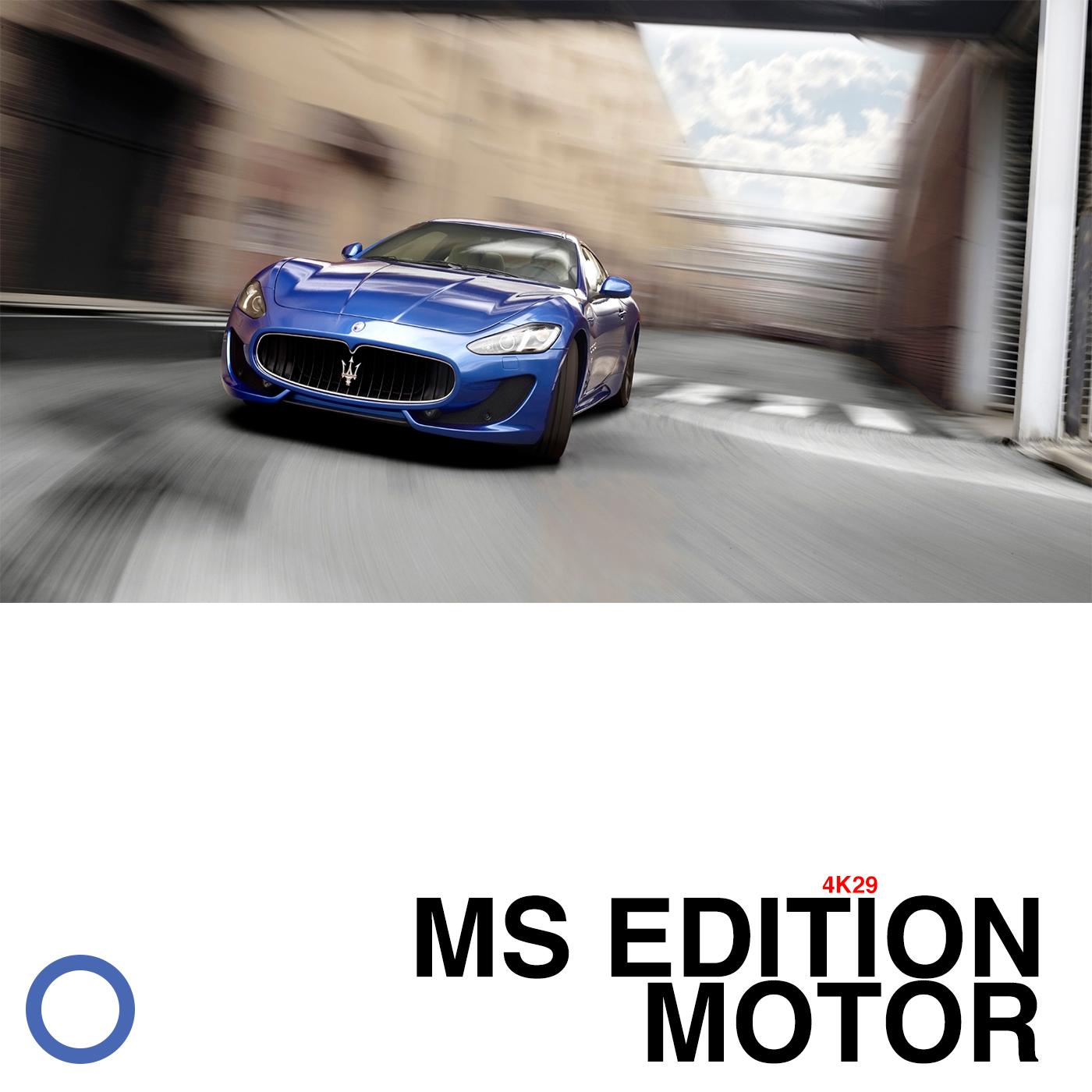 MS EDITION MOTOR 4K29