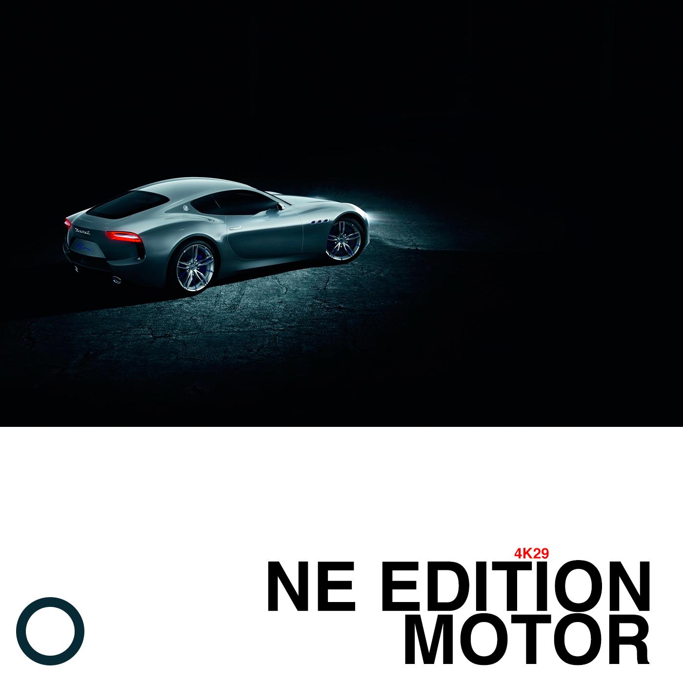 NE EDITION MOTOR 4K29