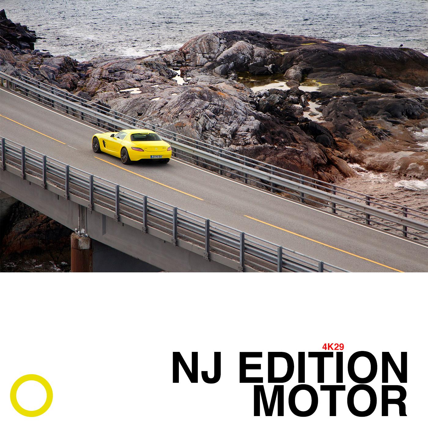 NJ EDITION MOTOR 4K29