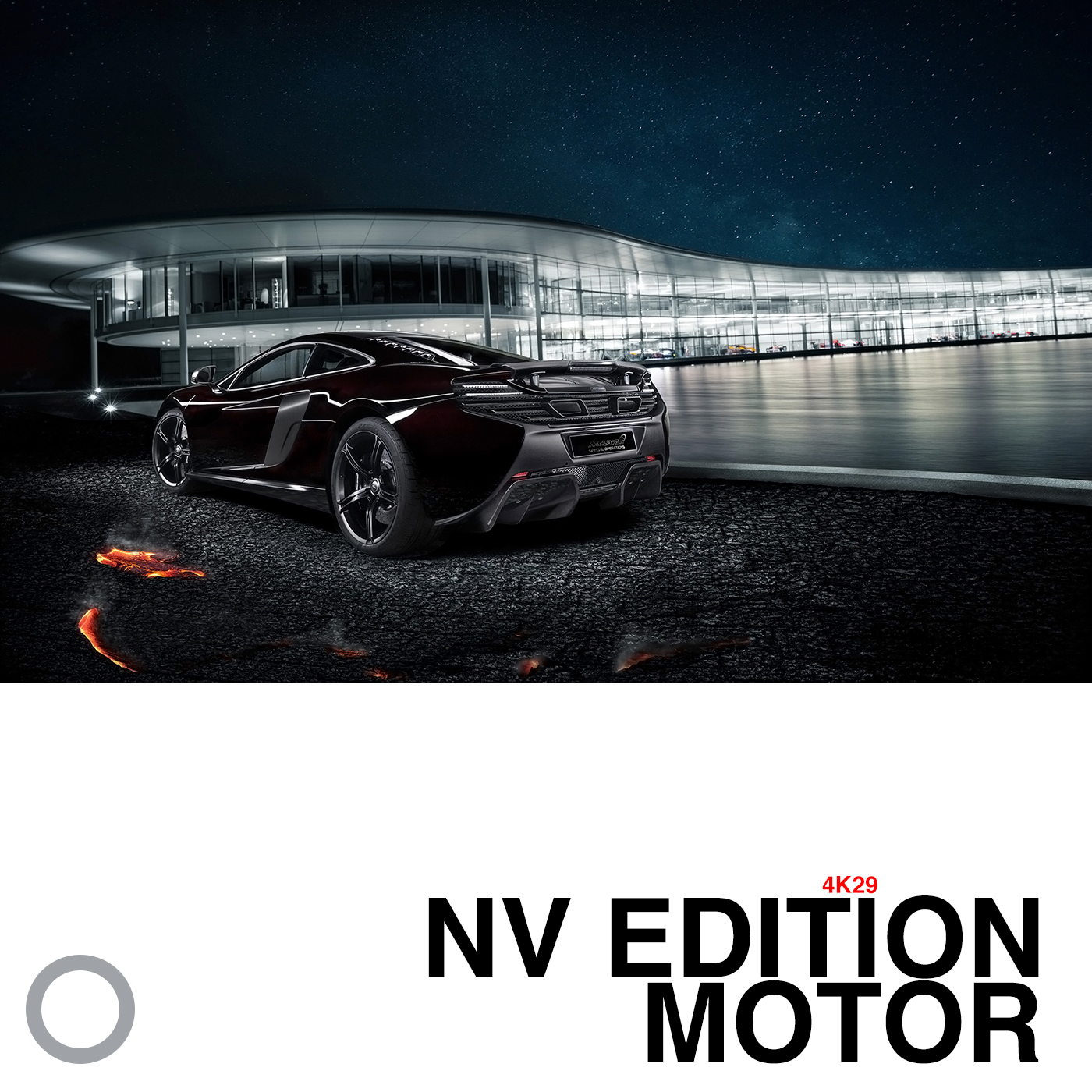 NV EDITION MOTOR 4K29