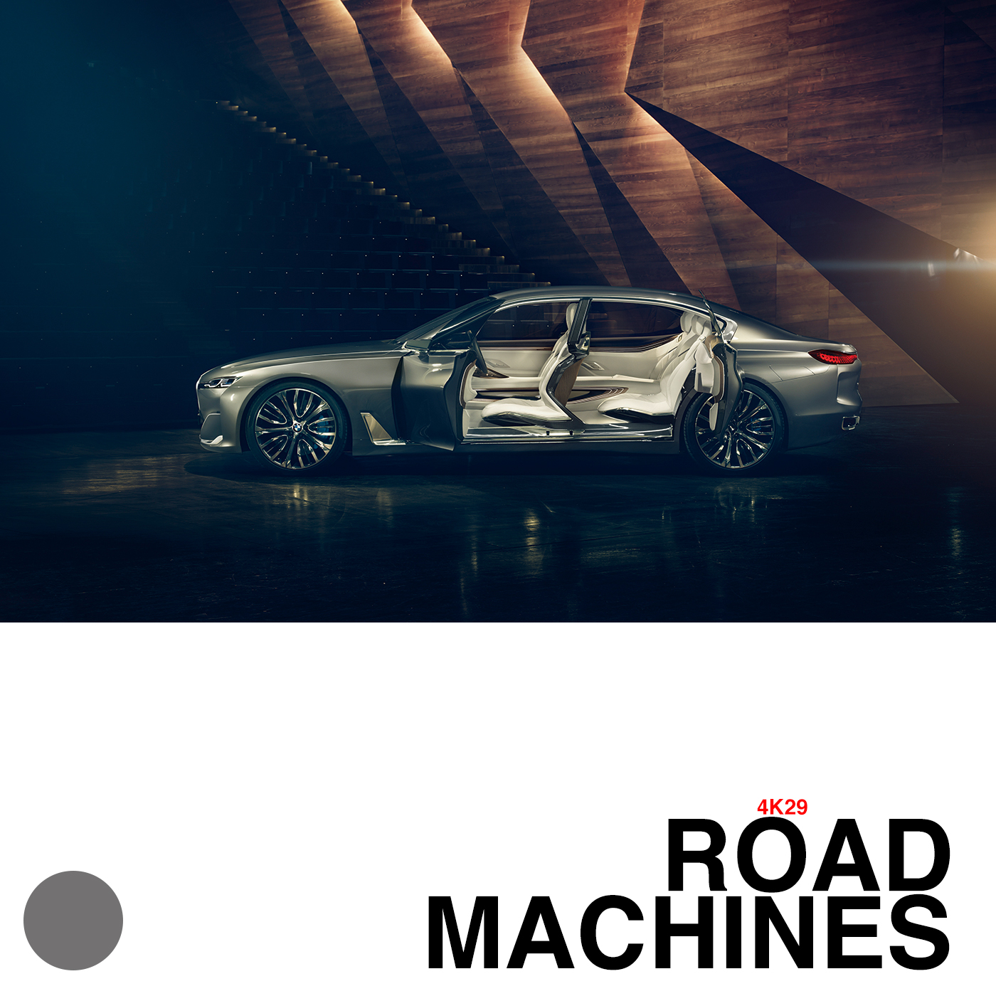 ROAD MACHINES 4K29