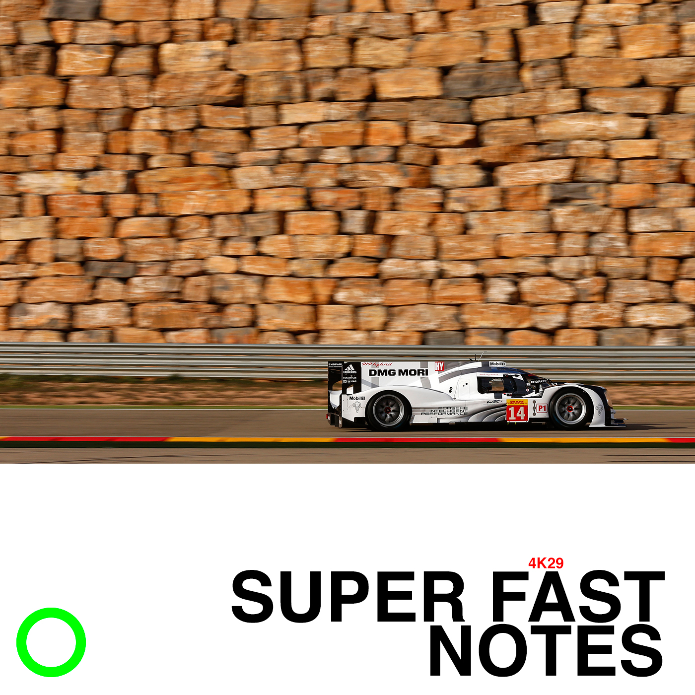 SUPER FAST NOTES 4K29
