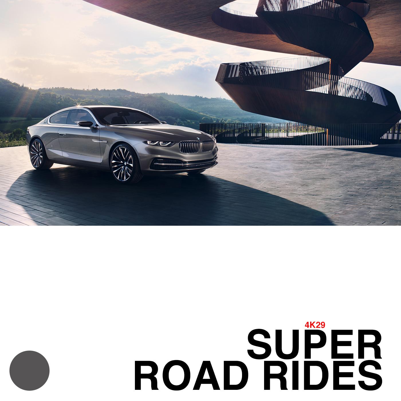SUPER ROAD RIDES 4K29