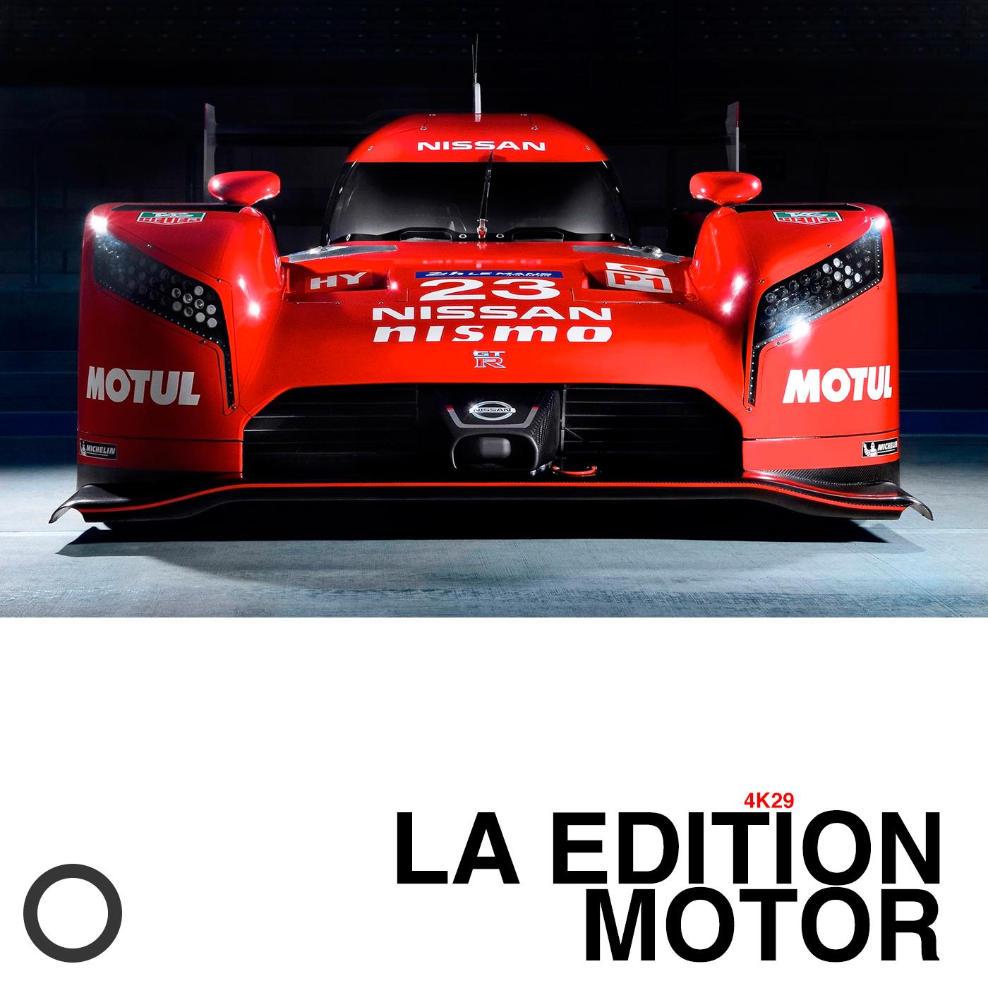 LA EDITION MOTOR 4K29