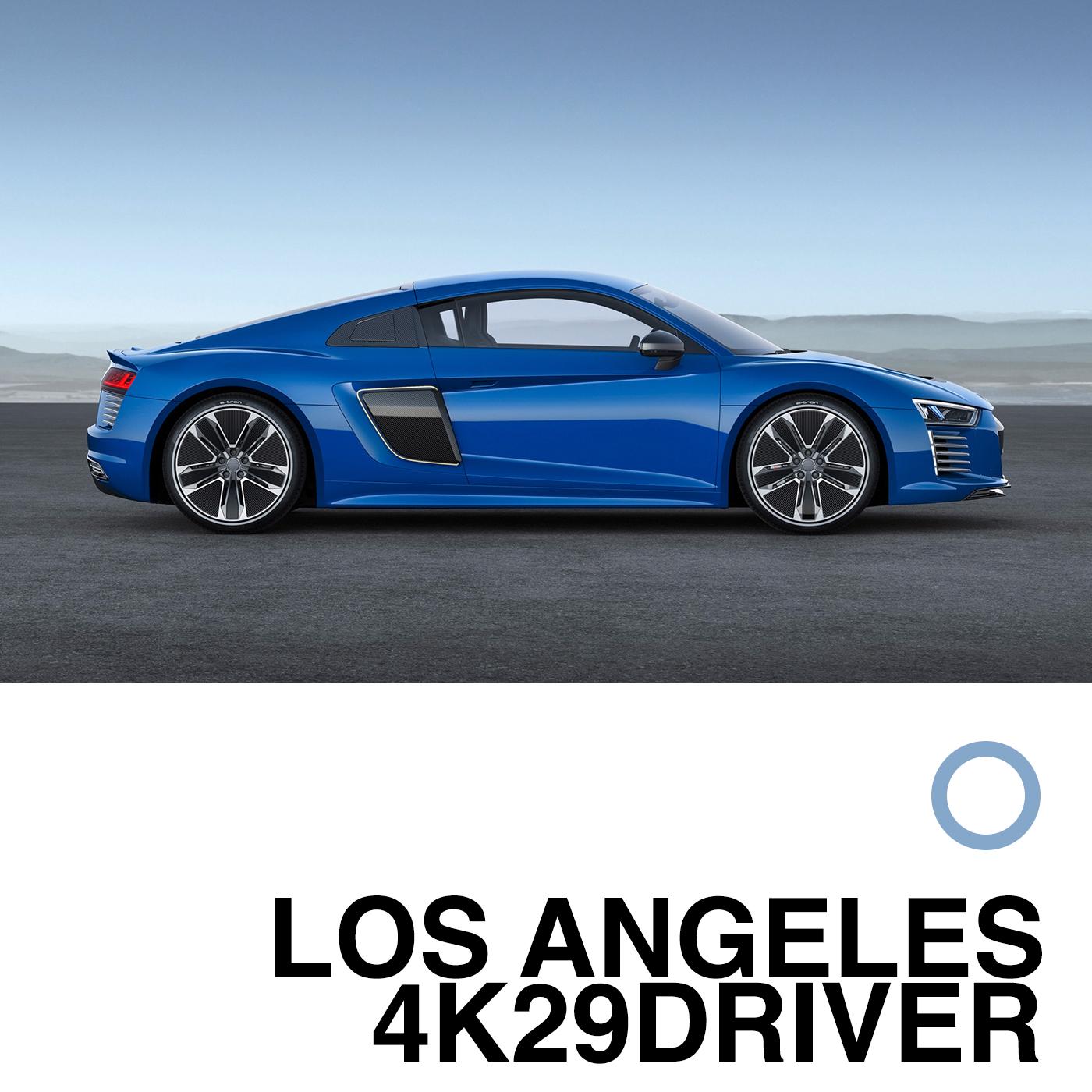 LOS ANGELES 4K29DRIVER
