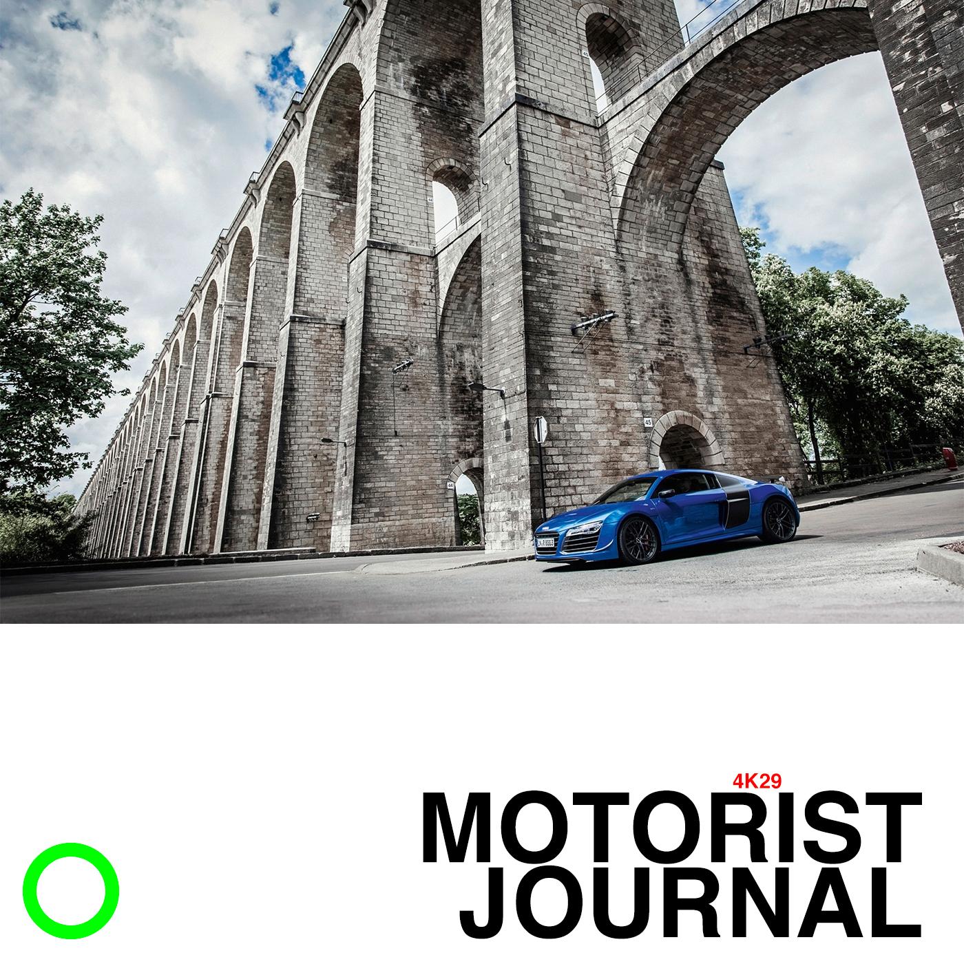 MOTOR JOURNALIST 4K29