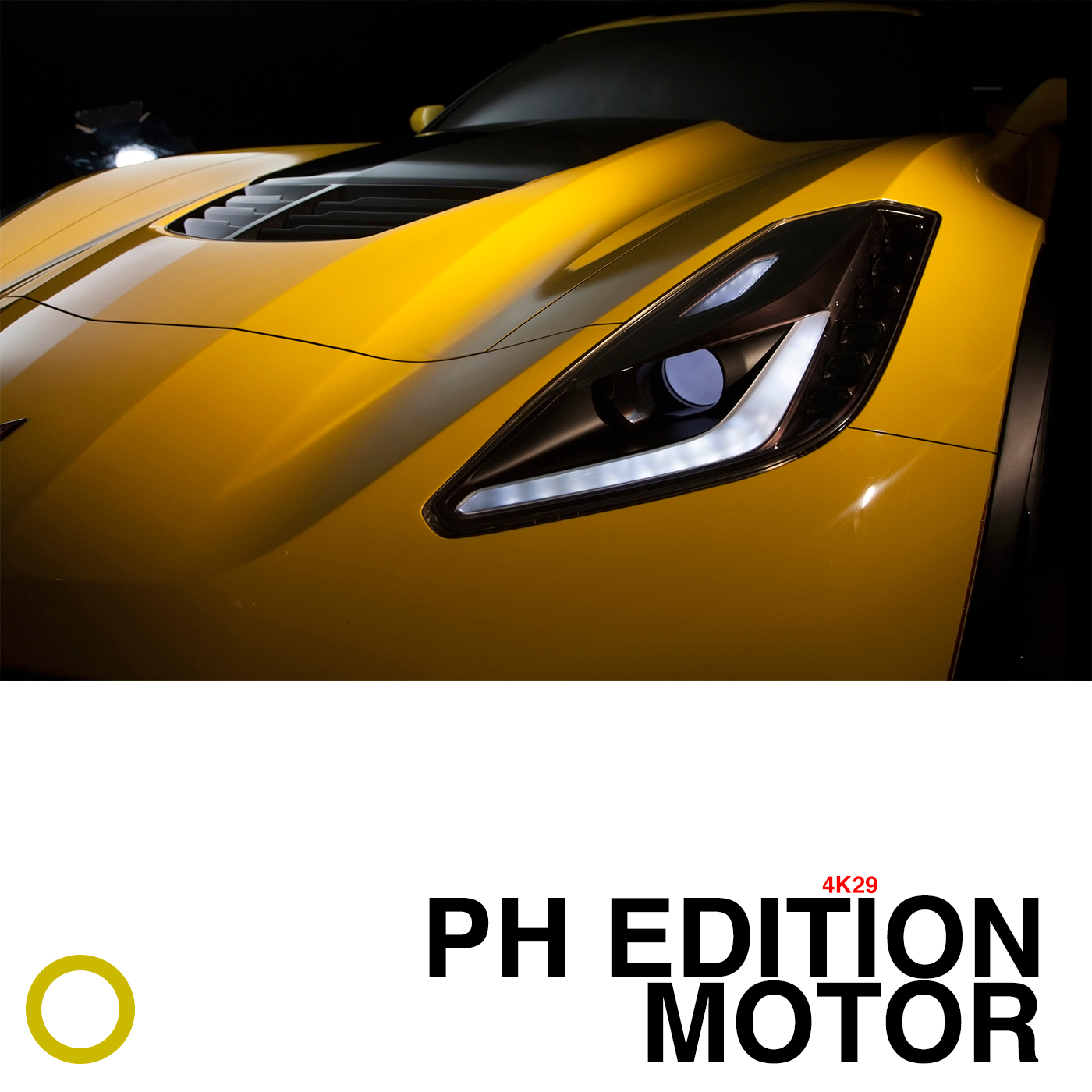 PH EDITION MOTOR 4K29