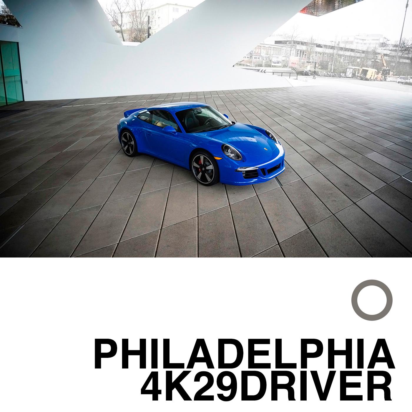 PHILADELPHIA 4K29DRIVER