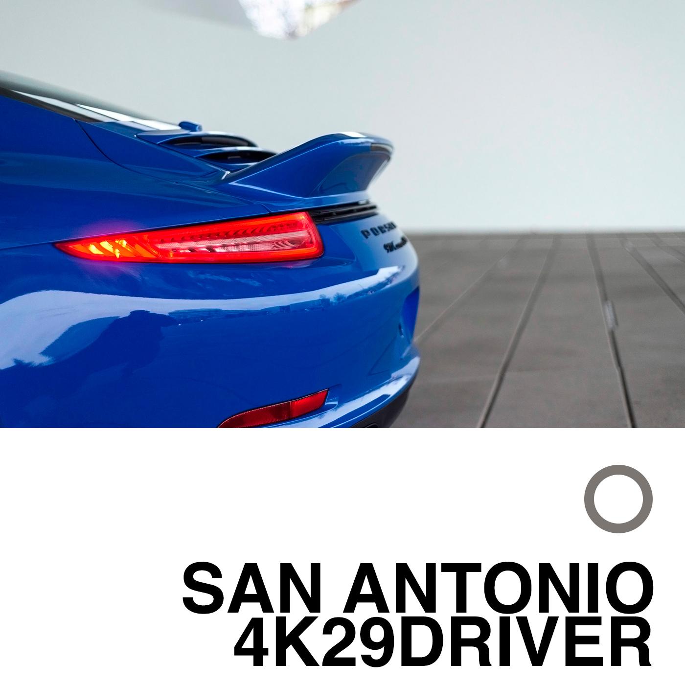 SAN ANTONIO 4K29DRIVER