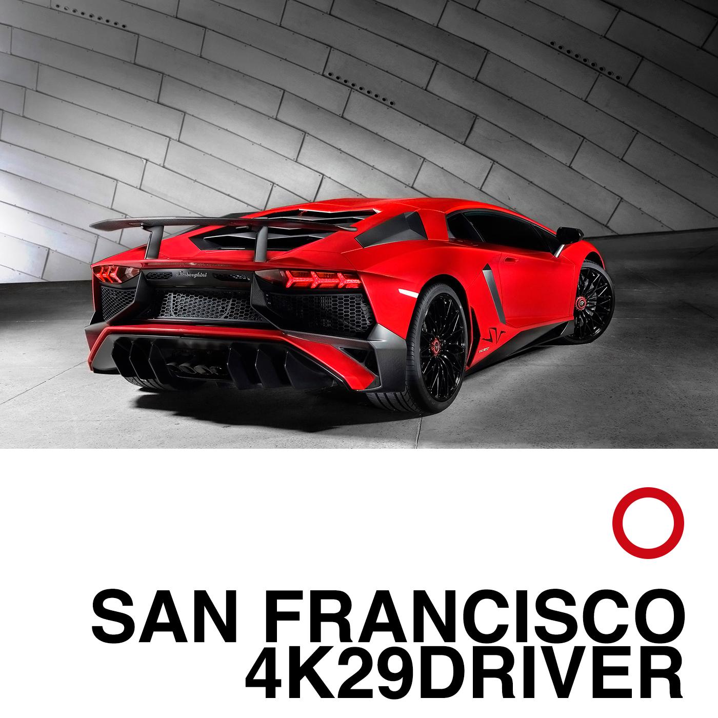 SAN FRANCISCO 4K29DRIVER