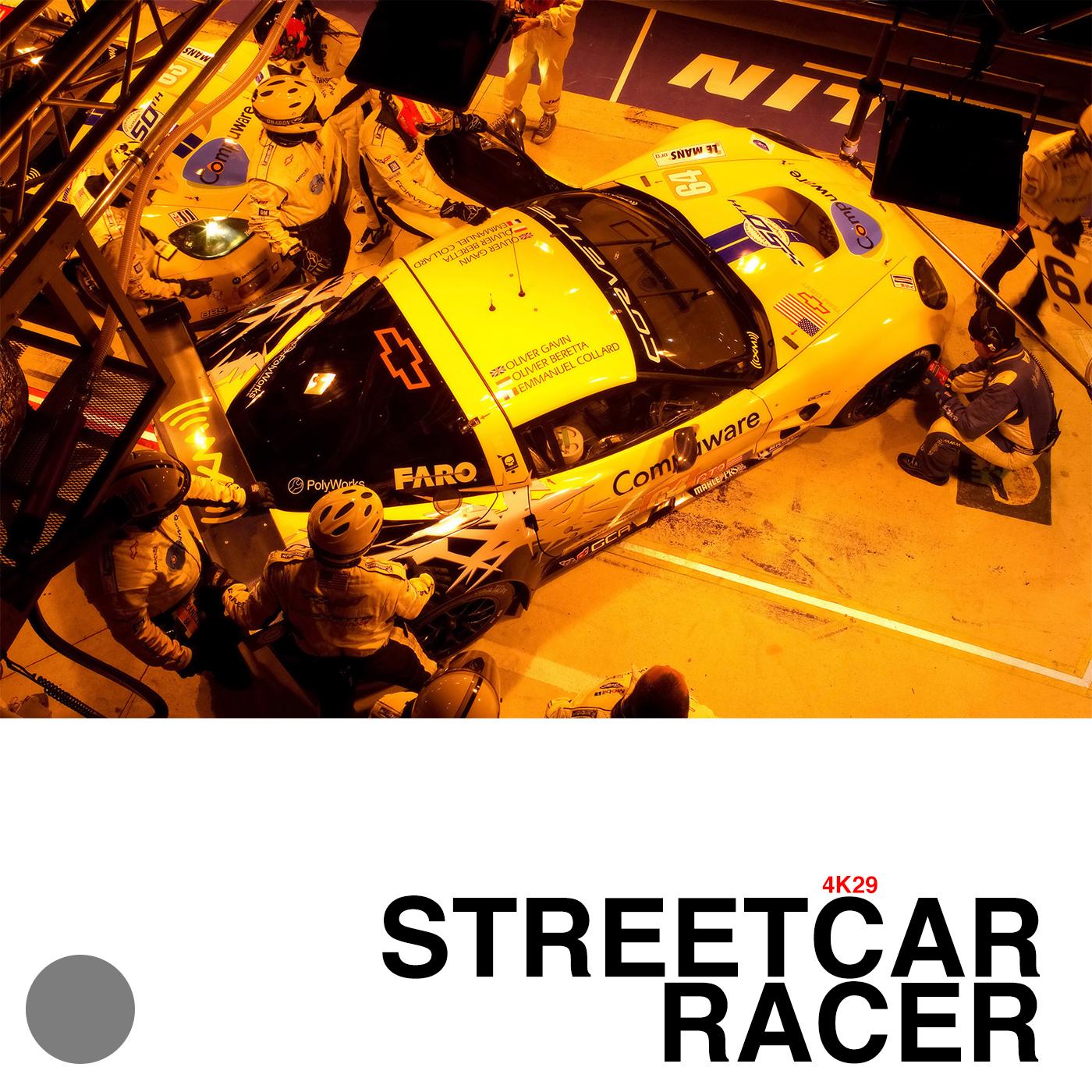 STREETCAR RACER 4K29