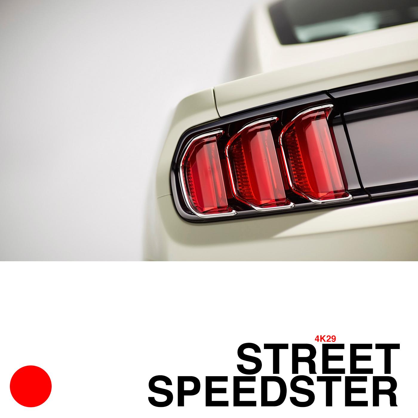 STREET SPEEDSTER 4K29 MOBILE640