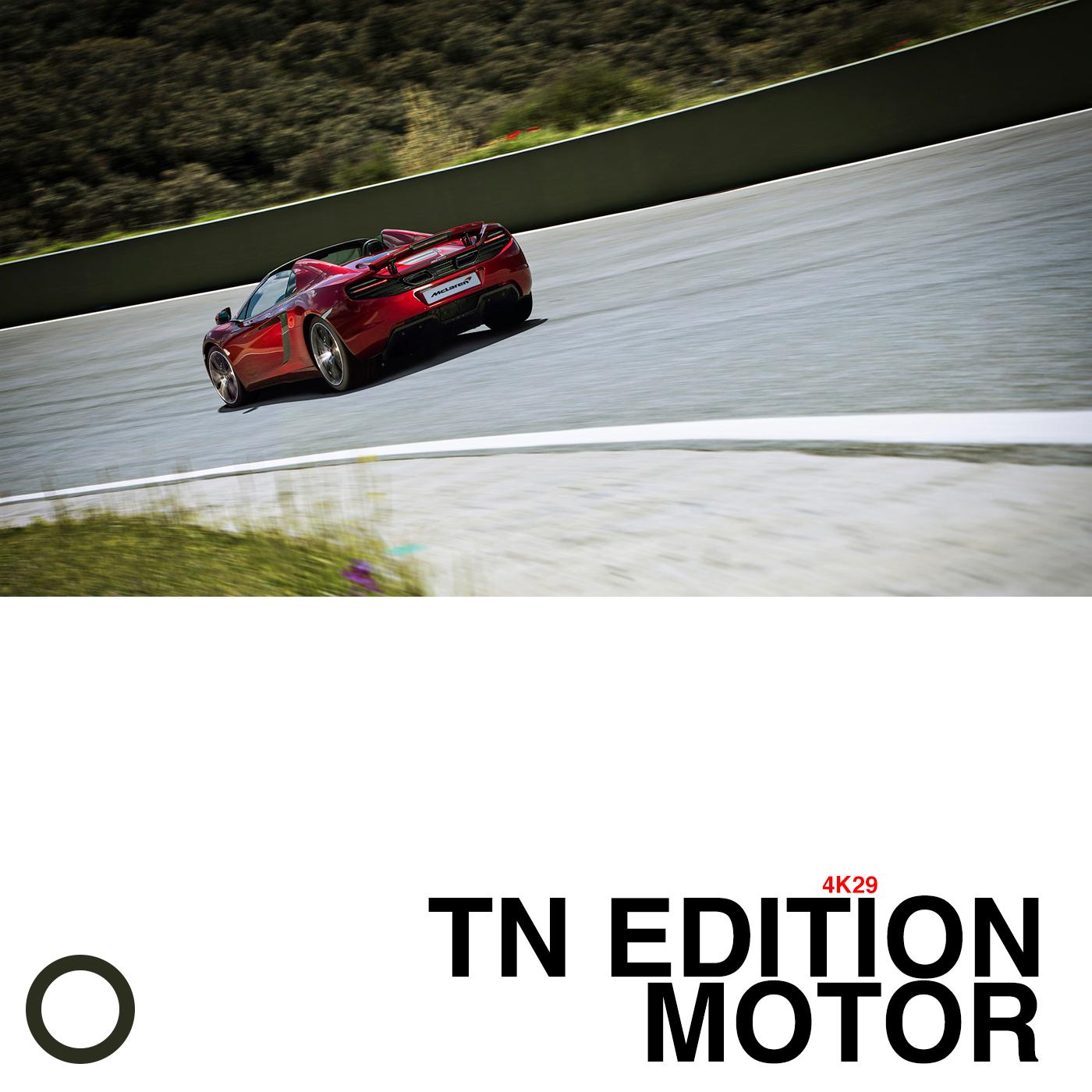 TN EDITION MOTOR 4K29