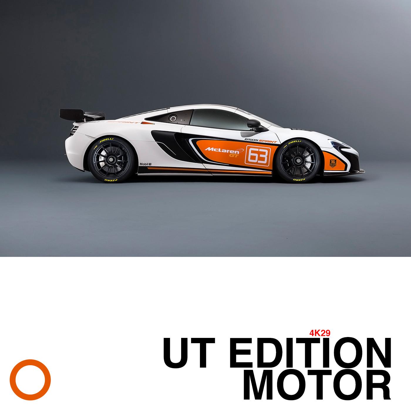 UT EDITION MOTOR 4K29