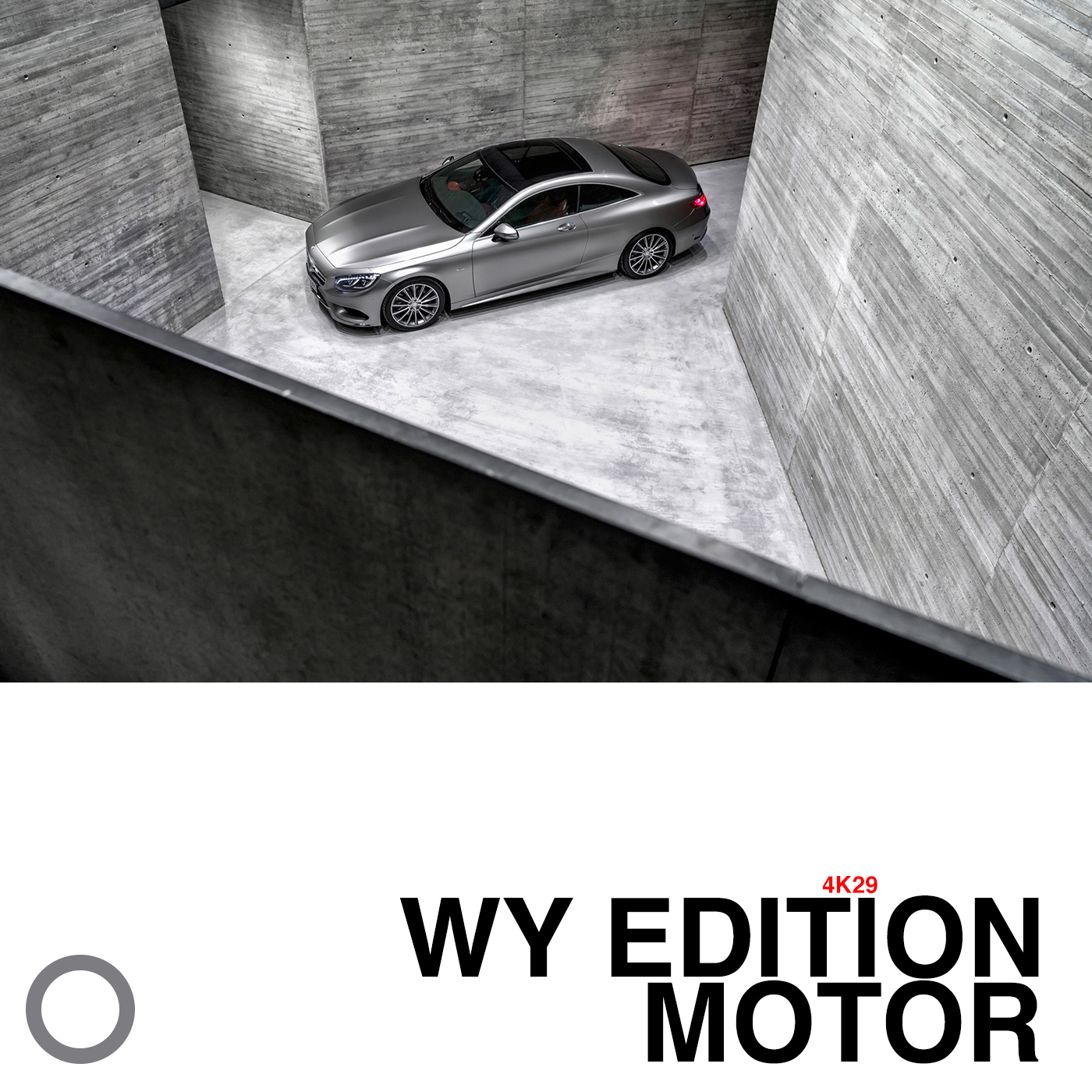 WY EDITION MOTOR 4K29