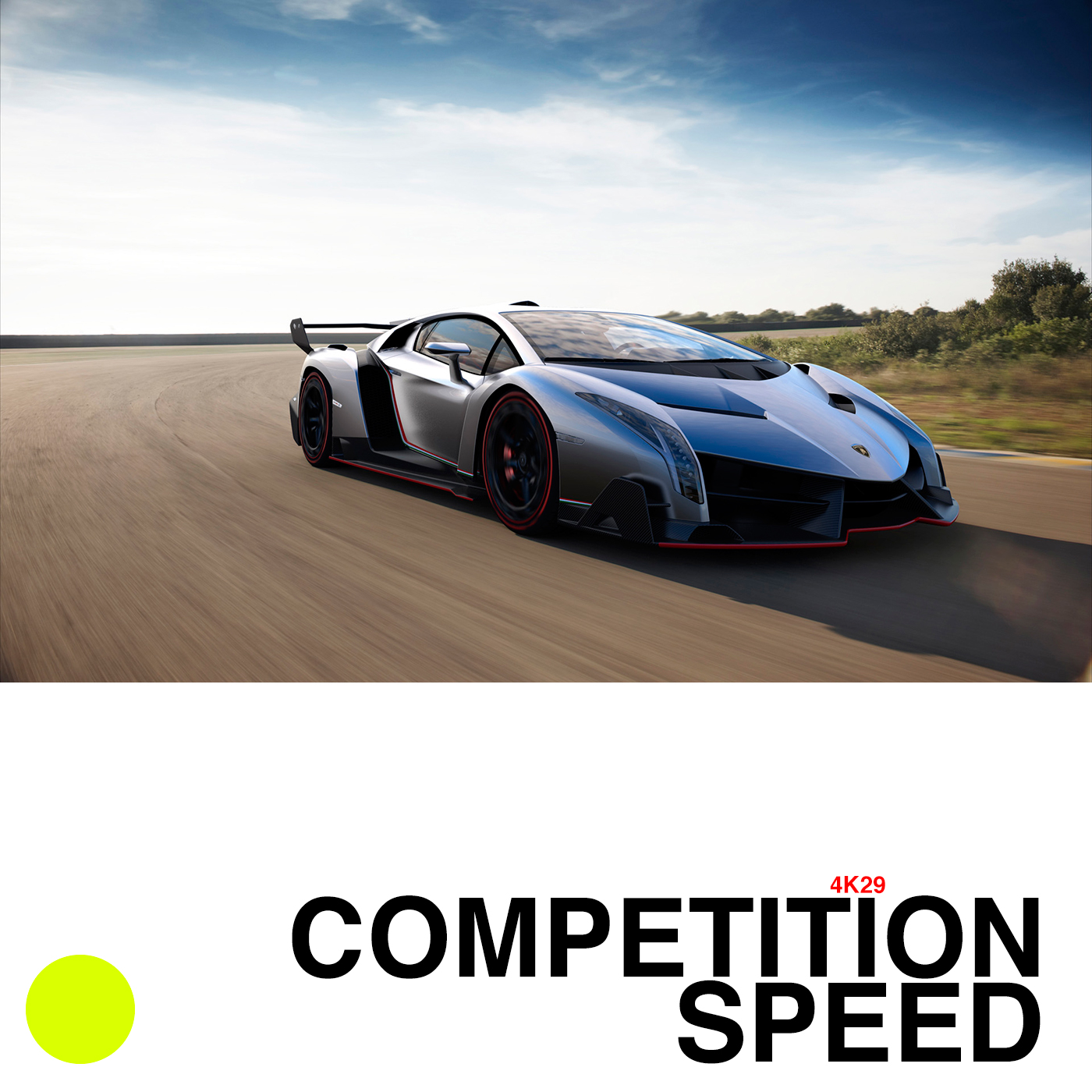 COMPETITION SPEED 4K29 MOBILE640
