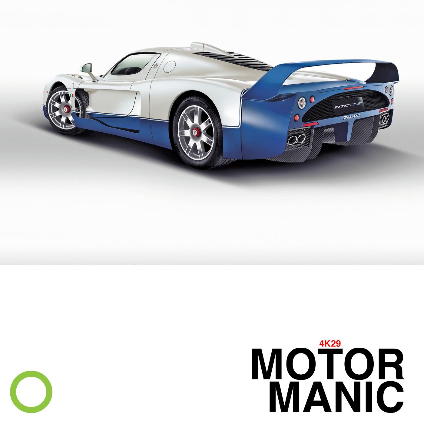 MOTOR MANIC 4K29