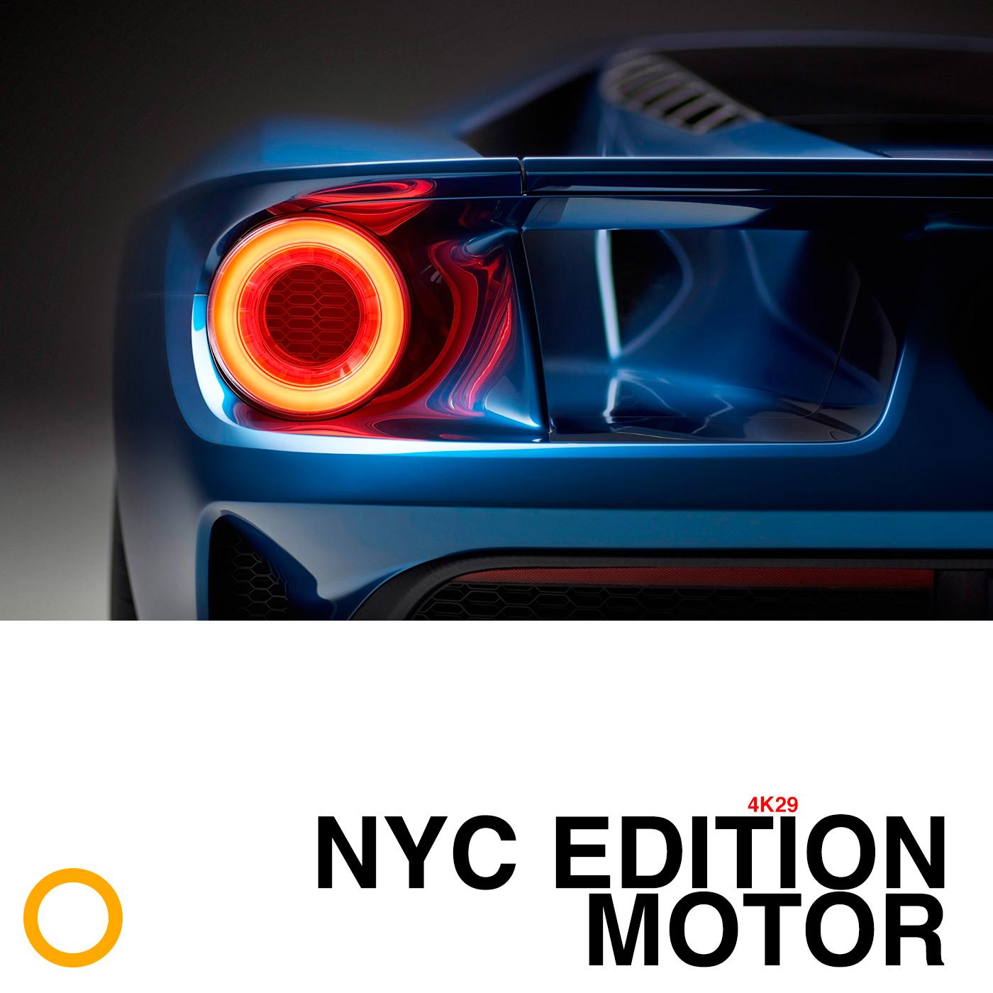 NYC EDITION MOTOR 4K29
