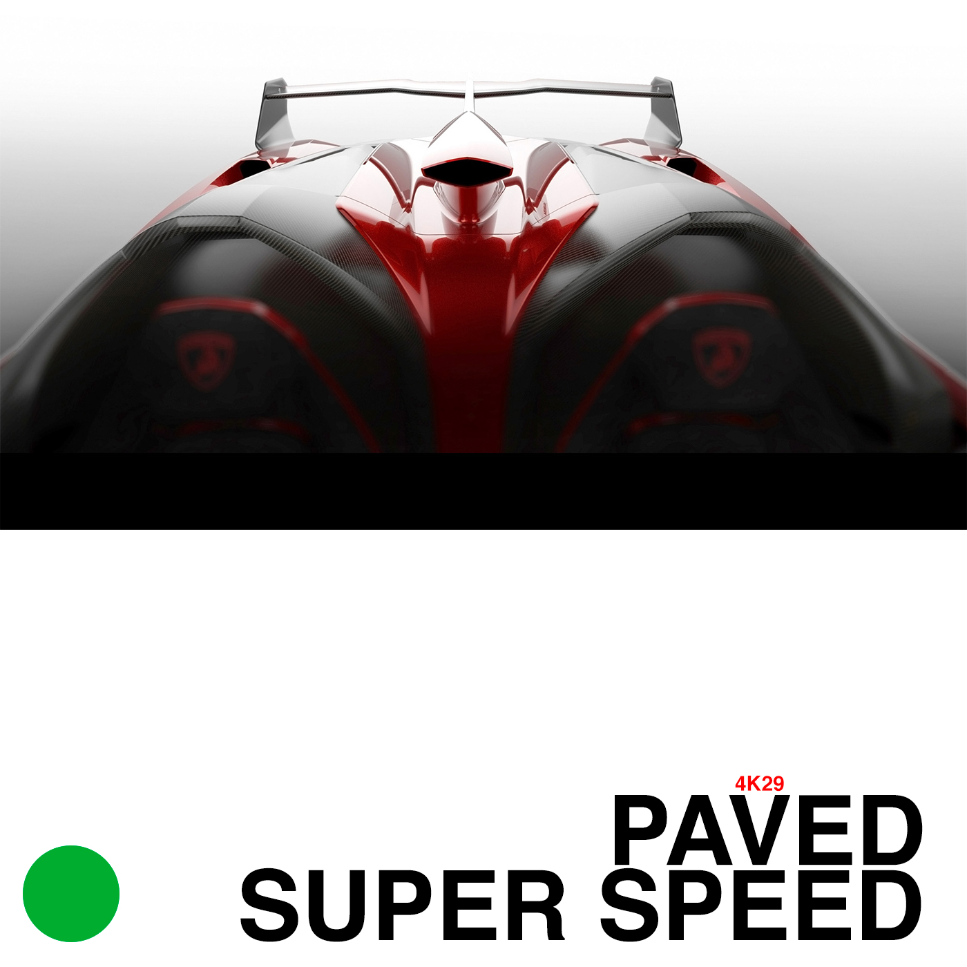 PAVED SUPER SPEED 4K29