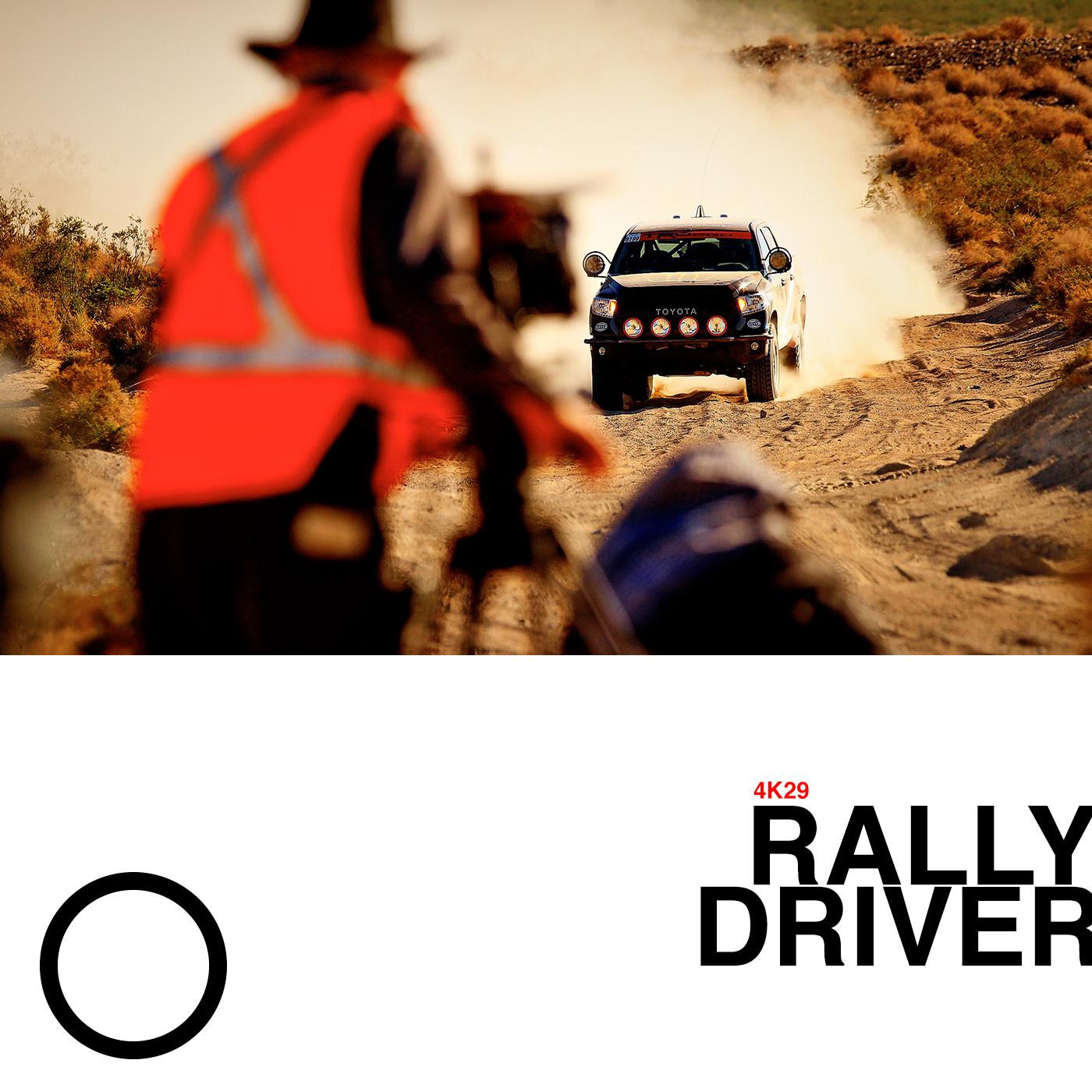 RALLY DRIVER 4K29