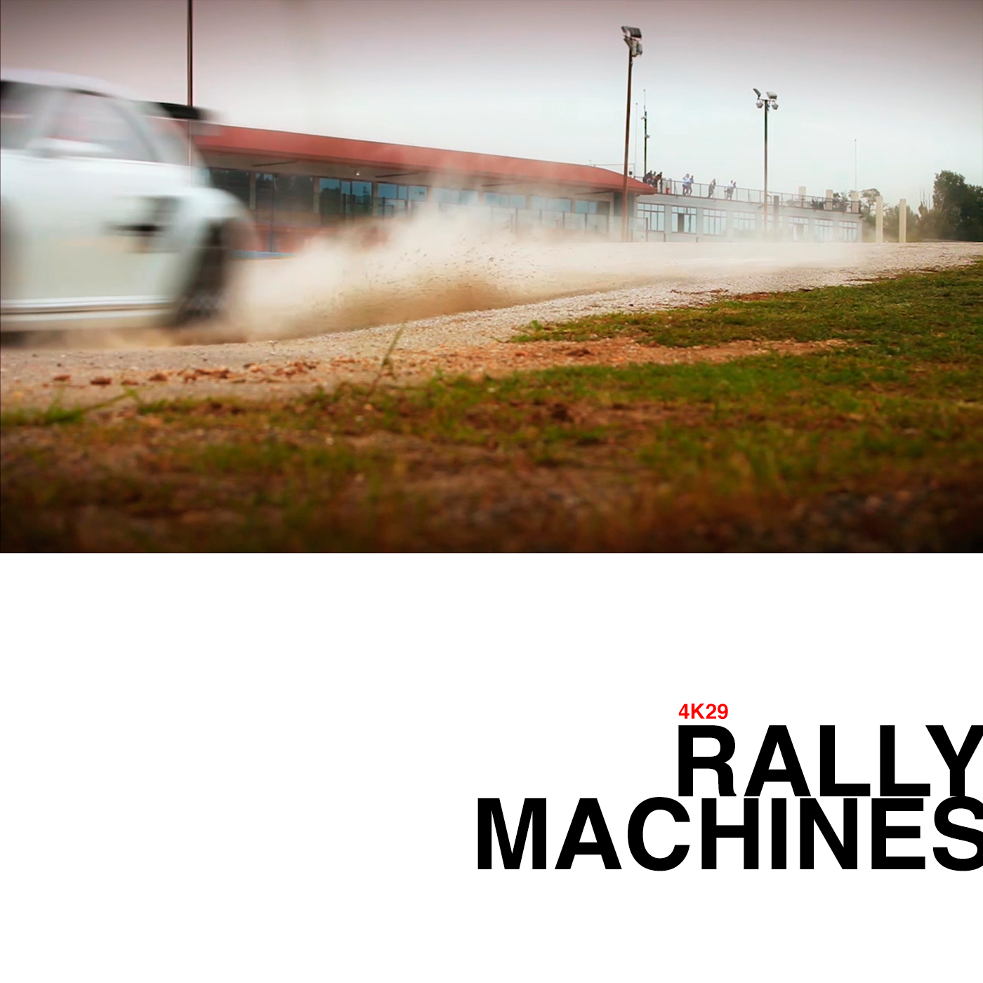 RALLY MACHINES 4K29