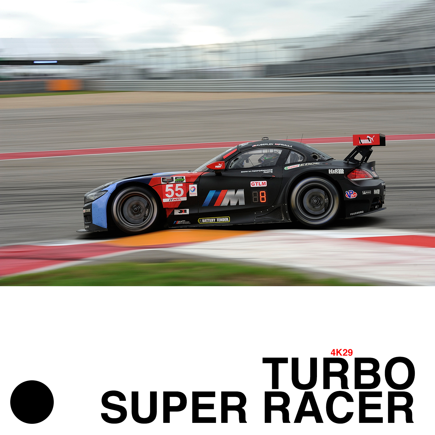TURBO SUPER RACER 4K29 MOBILE640