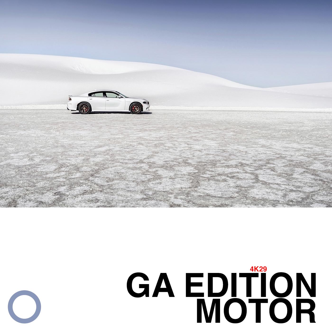 GA EDITION MOTOR 4K29