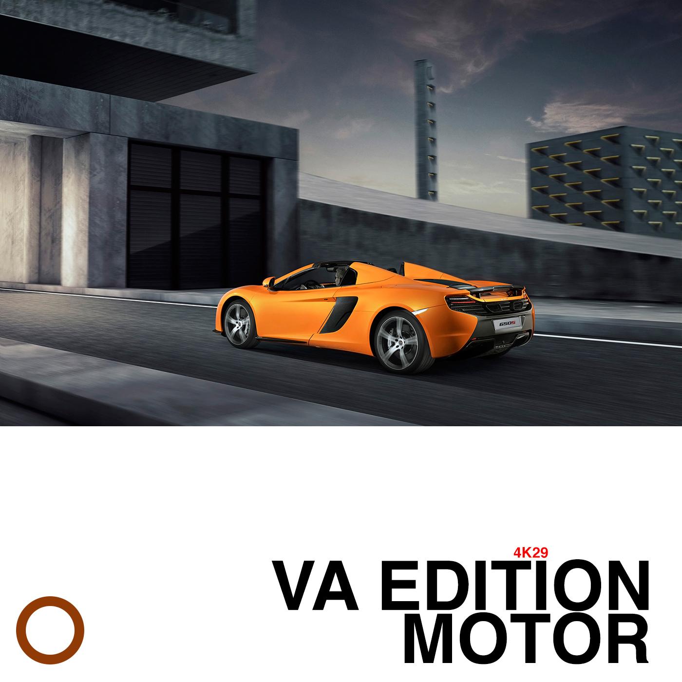 VA EDITION MOTOR 4K29