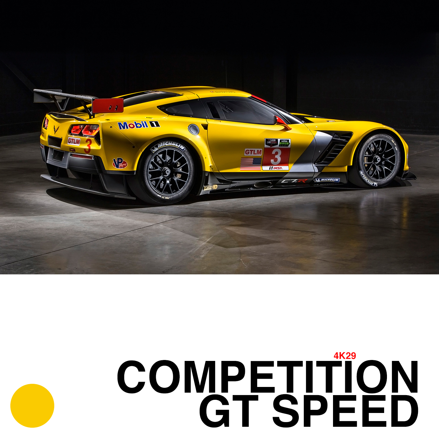 COMPETITION GT SPEED 4K29