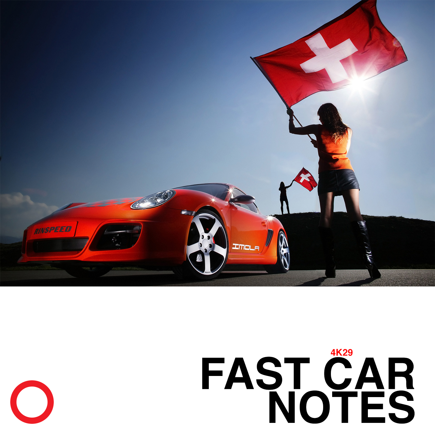 FAST CAR NOTES 4K29