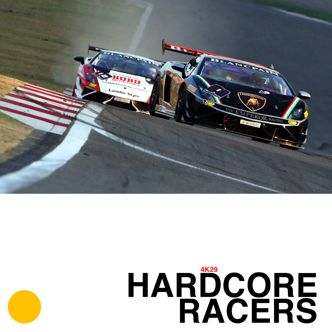 HARDCORE RACERS 4K29