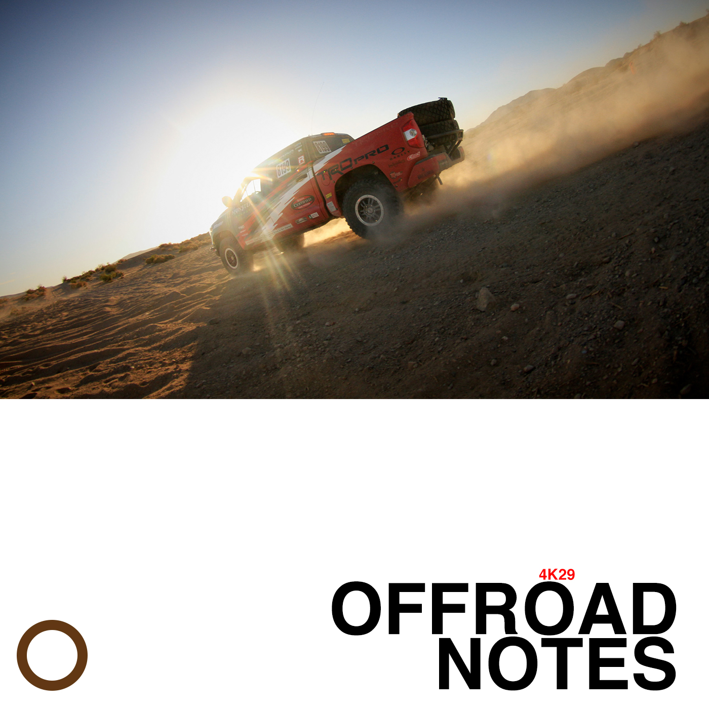 OFF ROAD NOTES 4K29